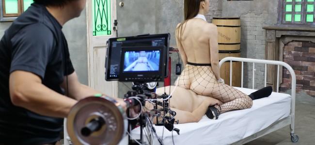 この日は一日3DVRの撮影です。